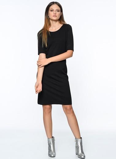 Yarım Kol Kalem Elbise-Fashion Friends